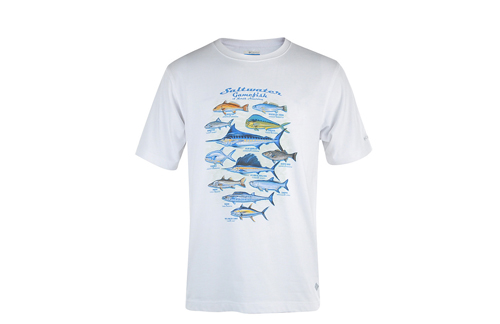 Bamboo fly fishing shirt