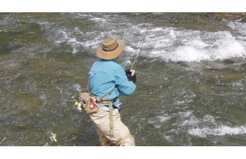 Best Fly-fishing Hats, No Sunshine Burns