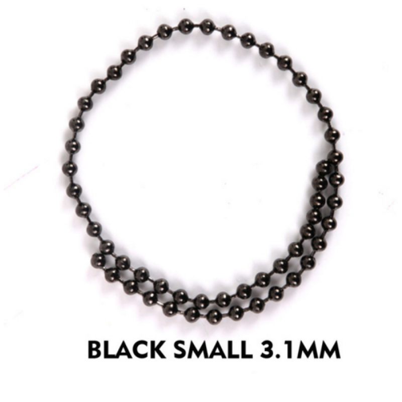 black small 3.1mm