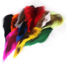 10colors Combo Fly Tying Bucktails Only in Maxcatch Website