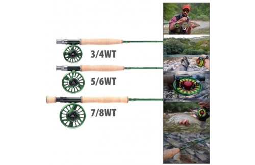 Cabela's Fly Fishing Combo