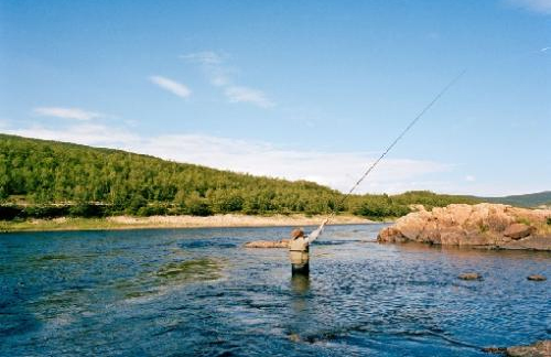 Special features of canadian fly in fishing lodges