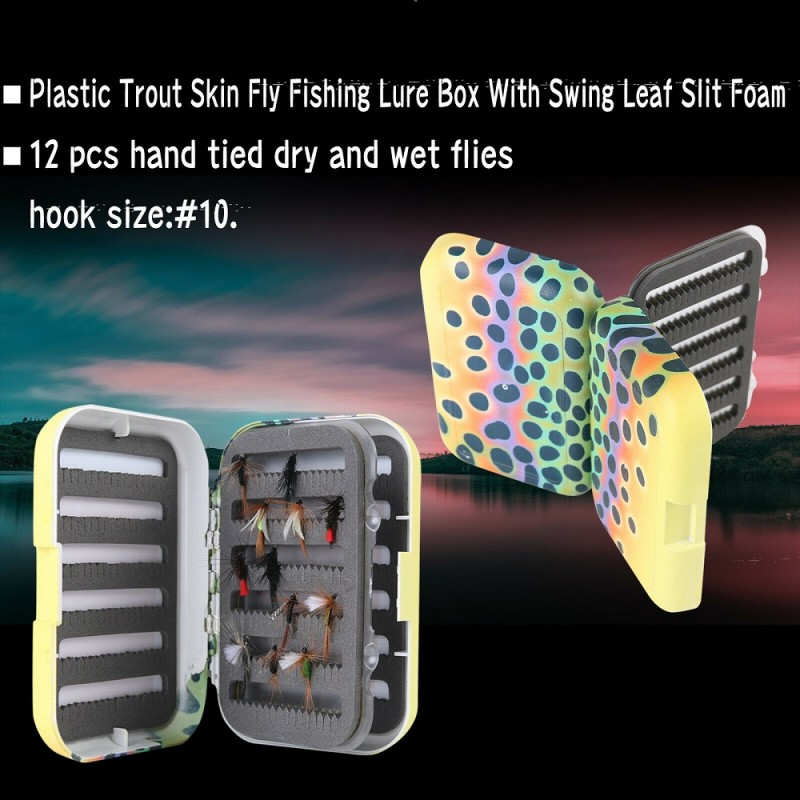 Elegant Pink Fly Fishing Whole Combo