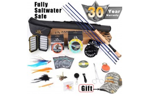 The advantages of fly fishing equipment online stores