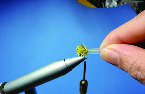 2 simple methods about fly fishing knots leader to fly line