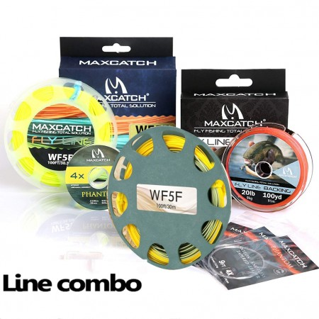 Fly Line Combo
