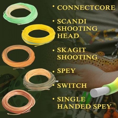Shooting Head& Switch & Spey Fly Line
