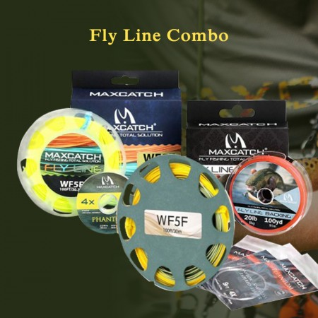 Fly Line Combo (2)