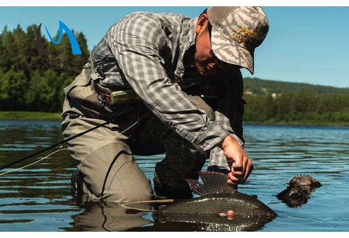 What are the points to be considered when buying fly fishing waders?