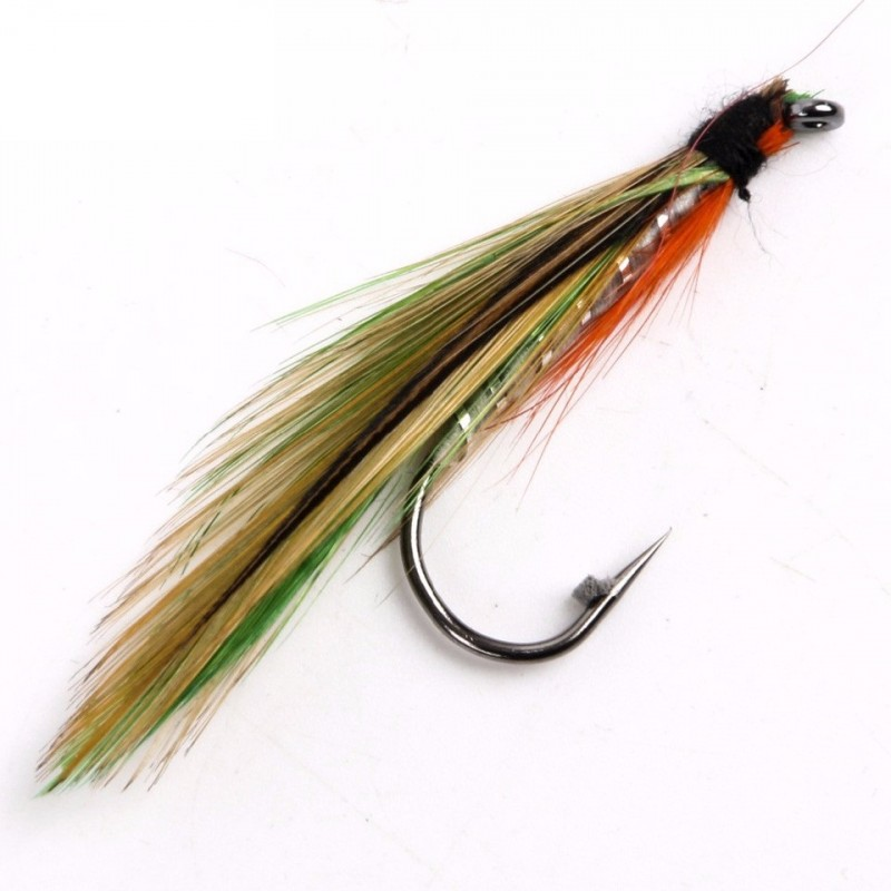 2# Fly Fishing Flies Hook Streamer Trout 8 Patterns Assortment