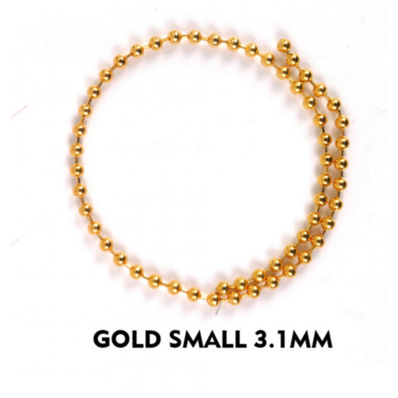gold small 3.1mm