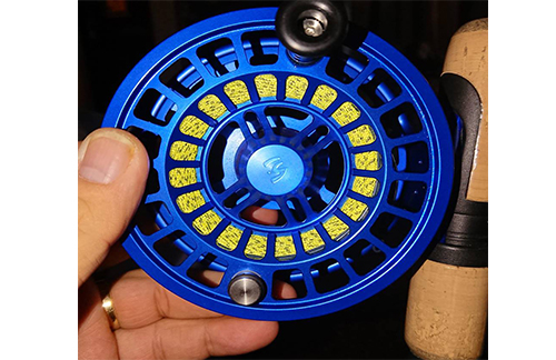 How to Set Up a Fly Fishing Reel