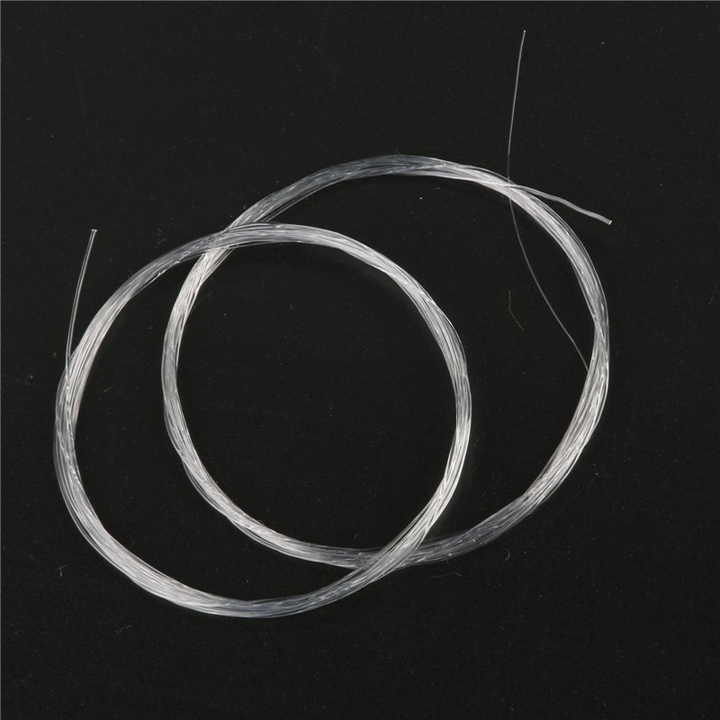5 Pieces Tapered Leader Fly Fishing Line 9ft / 12ft / 15ft 0X-7X
