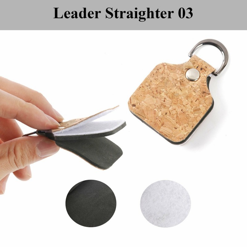 Fly Fishing Leader Straightener And Fishing Line Cleaner