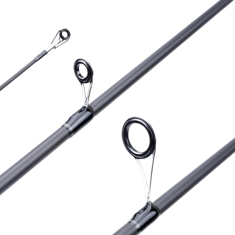 """Maxcatch 8'9""""/2.7M Spinning Fishing Rod Fast Action 4Sec Travel Carbon Fiber"""