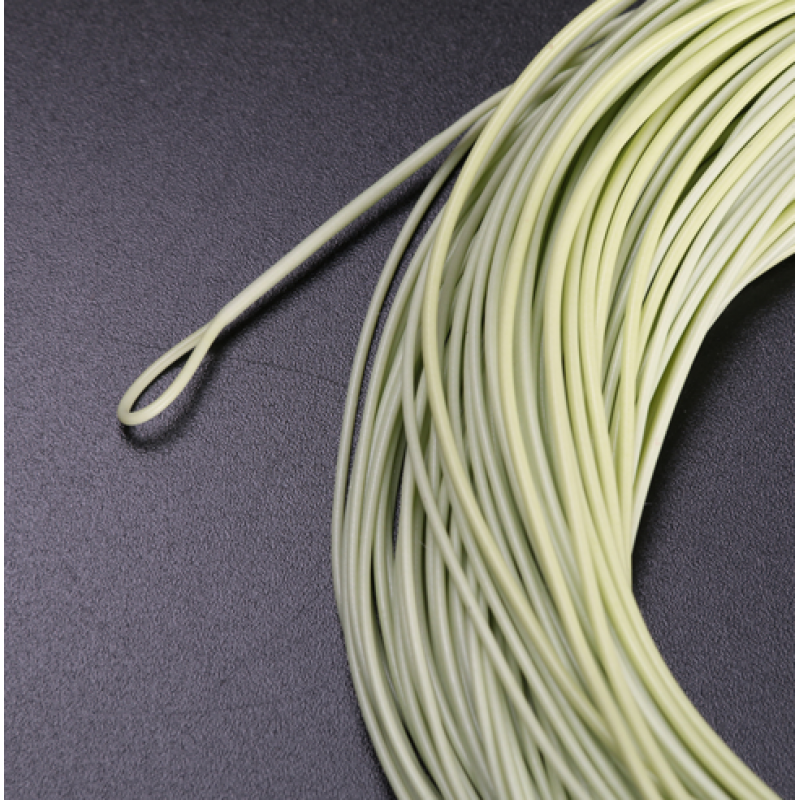 Weight Forward Floating 100FT Moss Green Fly Line