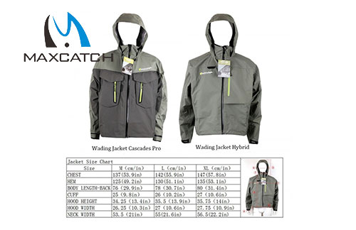 Come and Buy Men's Fly Fishing Jackets
