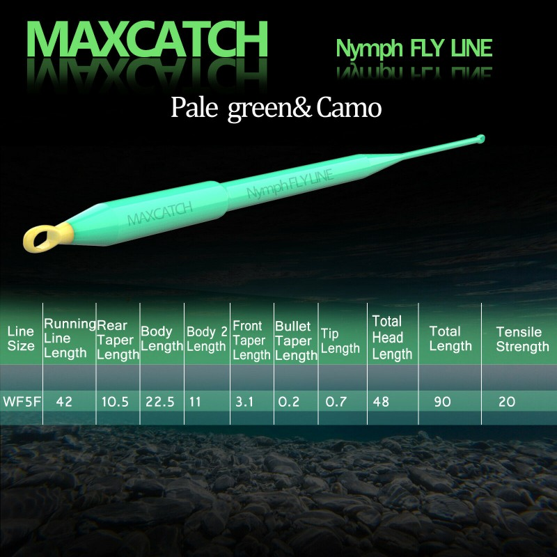Nymph Fly Fishing Line