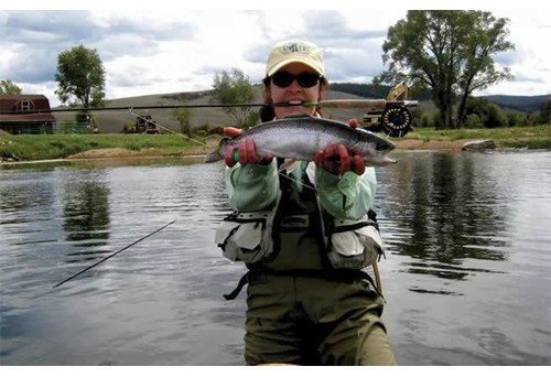 A great experience of owyhee river fly fishing