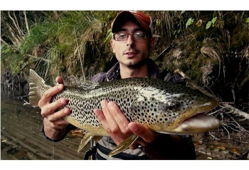 First rate patagonia fly fishing videos