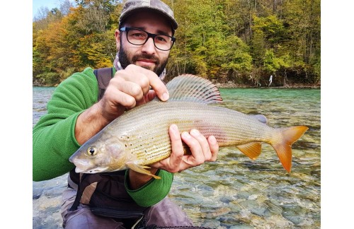 Fly Fishing Anglers in Slovenia, Come and Join Us!