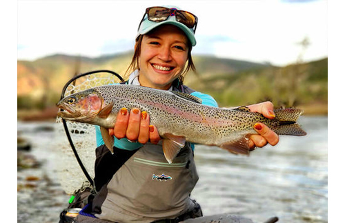 Marvelous rio serrano fly fishing