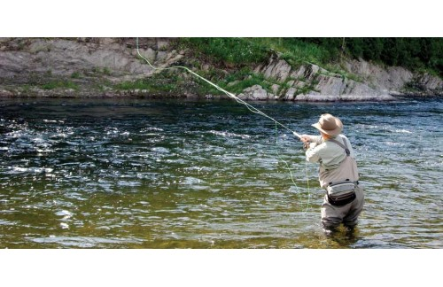 Welcome to Salmon Fly Fishing in Scotland