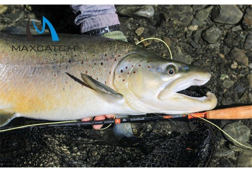 What is Salmon fly fishing Scotland?