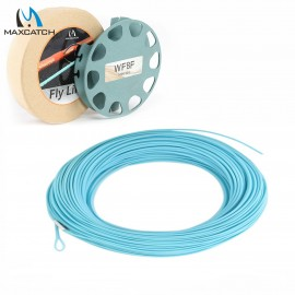 Saltwater Fly Fishing Line WF8F Single Loop 90' Line