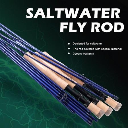 SALTWATER FLY RODS