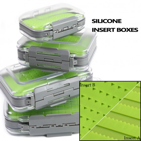 SILICONE INSERT BOXES