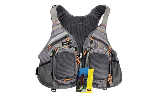 Versatile simms g3 guide fly fishing vest