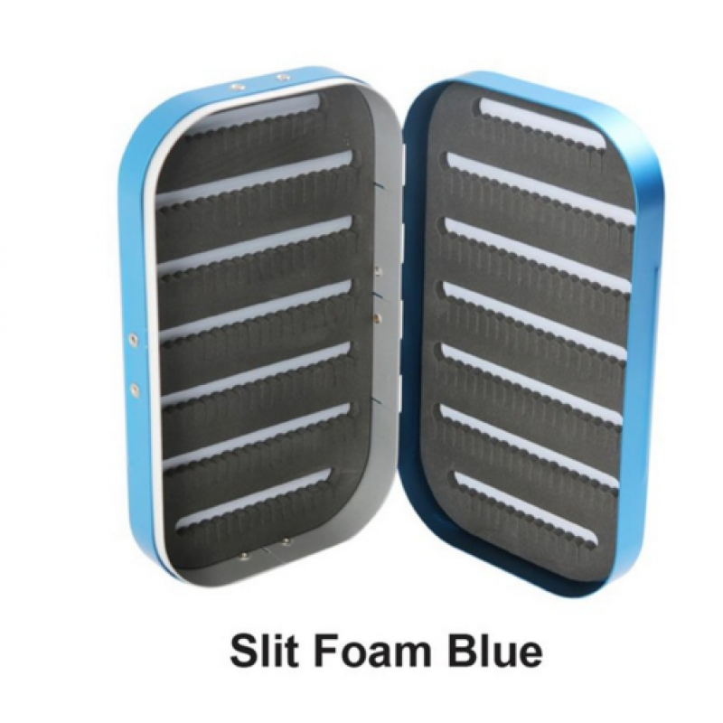 Slit Foam Blue -$5.00