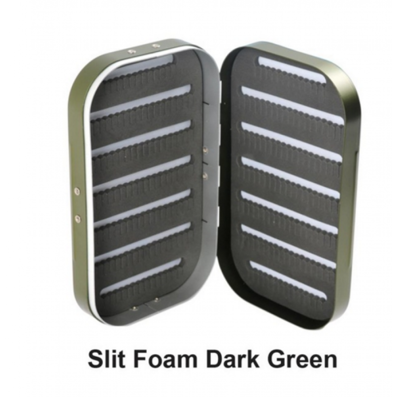 Slit Foam Dark Green