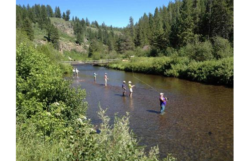 State of the art steamboat springs fly fishing