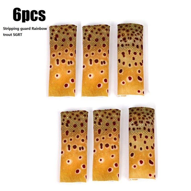 Stripping guard brown trout SGBT 6pcs