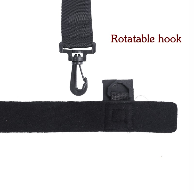 Fishing Rod Carry Strap Fishing Tackle Shoulder Belt