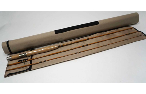 Exemplary temple fork outfitters chronicles series fly fishing rod