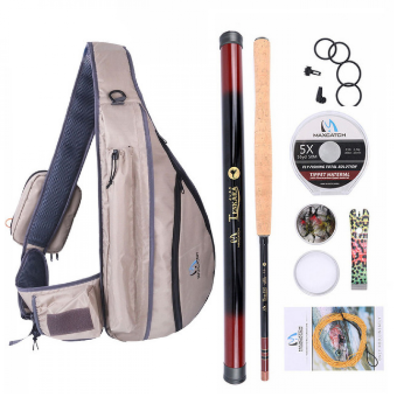 Tenkara Whole Combo with Tenkara Sling Pack +$35.00