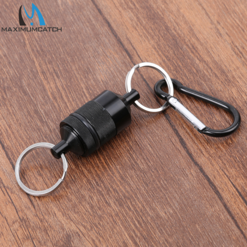 Magnetic Fly Fishing Tool Magnetic Net Release With Net Cord