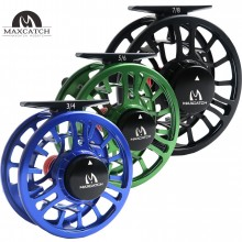 TORO Aluminum Large Arbor Fly Fishing Reel