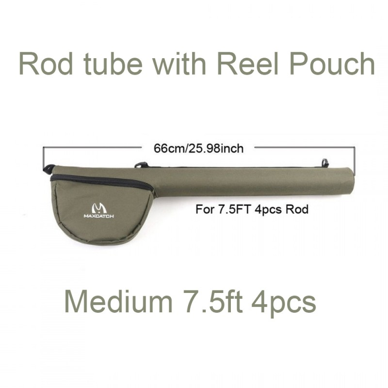 Tube with Reel Pouch (7.5ft Medium) +$2.00