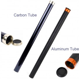 Carbon /Aluminum Fiber Rod Tube(Case)  fits all 9ft fly rod