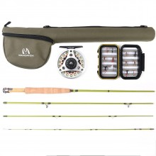 Ultra-lite Fly Rod for Streams Panfish/Trout Fishing