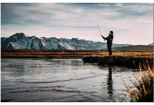 Umpqua fly fishing only section