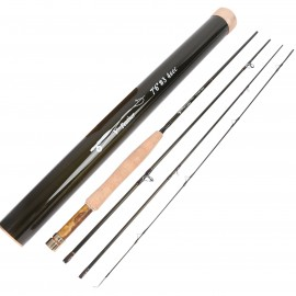 Crystal Black IM10 Carbon Fiber Fly Rod Tube <Lifetime Warranty>