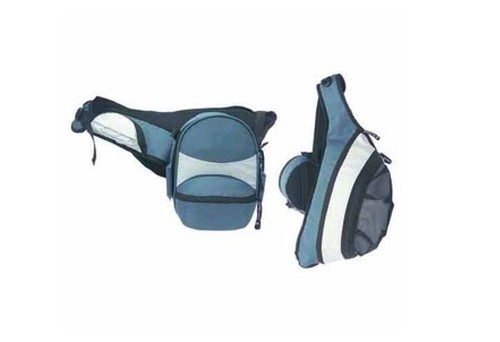 Waterproof fly fishing sling pack