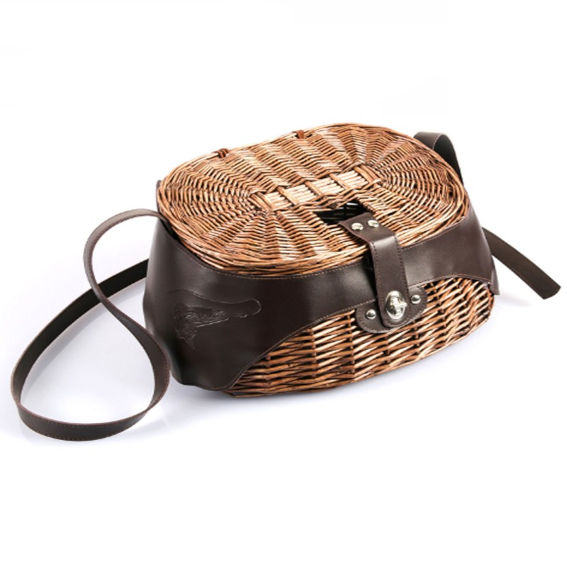 Willow Basket:Chocolate +$10.00