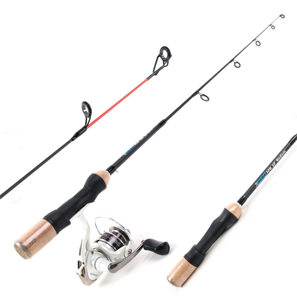 Equipment of a winter fishing tackle on bream. Winter float rod: equipment 94