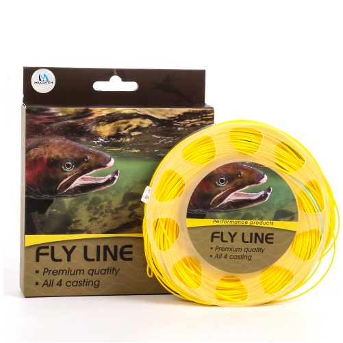 90FT 7/8/9/10 WT Spey Fly Fishing Line Weight Forward Floating Fly Line With Two Welded Loops Fishing Line